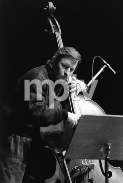 George Mraz,  North Sea Jazz Festival, The Hague, Netherlands1992Photo by Brian Foskett © National Jazz Archive - Image FOS_01429